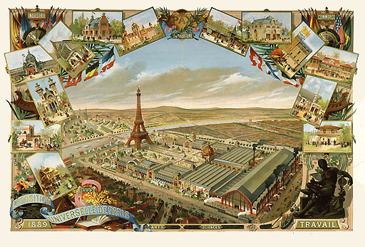 Exposition Universelle, Paris, 1889