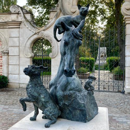 Alter Ego, cimetière des chiens